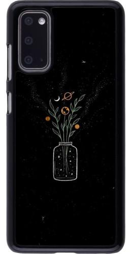 Coque Samsung Galaxy S20 - Vase black