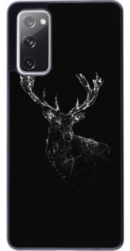 Coque Samsung Galaxy S20 FE - Abstract deer