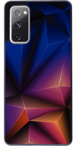 Coque Samsung Galaxy S20 FE - Abstract Triangles