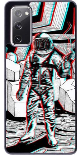 Coque Samsung Galaxy S20 FE - Anaglyph Astronaut