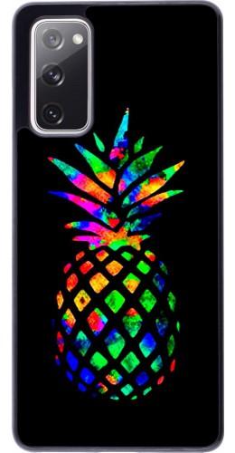 Coque Samsung Galaxy S20 FE - Ananas Multi-colors