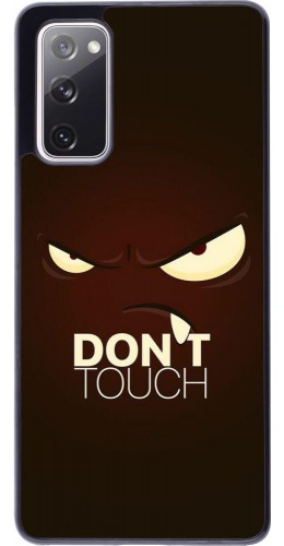 Coque Samsung Galaxy S20 FE - Angry Dont Touch