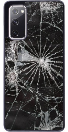 Coque Samsung Galaxy S20 FE - Broken Screen