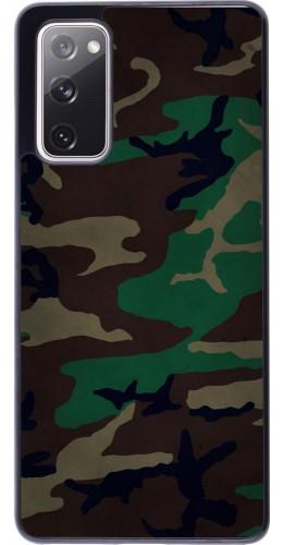 Coque Samsung Galaxy S20 FE - Camouflage 3