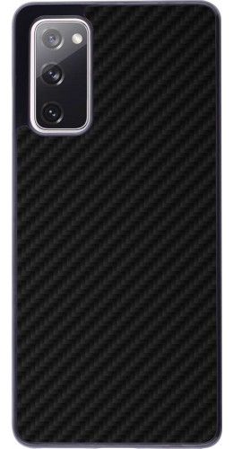 Coque Samsung Galaxy S20 FE - Carbon Basic