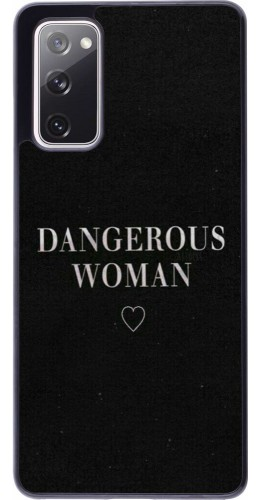 Coque Samsung Galaxy S20 FE - Dangerous woman