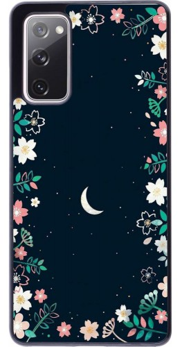 Coque Samsung Galaxy S20 FE - Flowers space