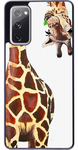 Coque Samsung Galaxy S20 FE - Giraffe Fit