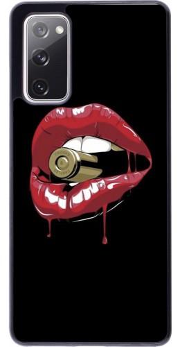 Coque Samsung Galaxy S20 FE - Lips bullet