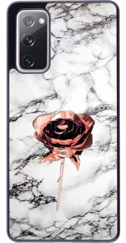 Coque Samsung Galaxy S20 FE - Marble Rose Gold