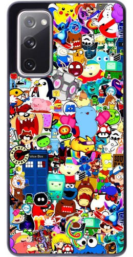 Coque Samsung Galaxy S20 FE - Mixed cartoons