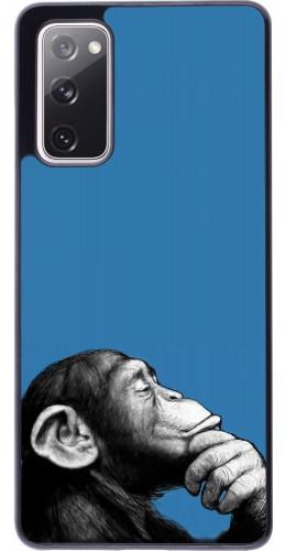 Coque Samsung Galaxy S20 FE - Monkey Pop Art