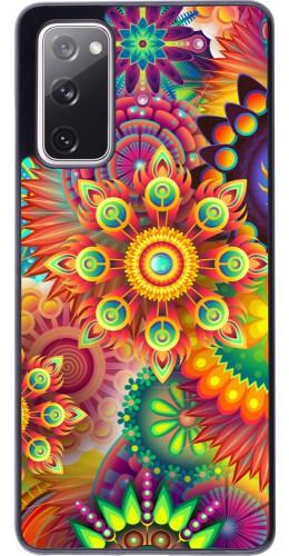 Coque Samsung Galaxy S20 FE - Multicolor aztec