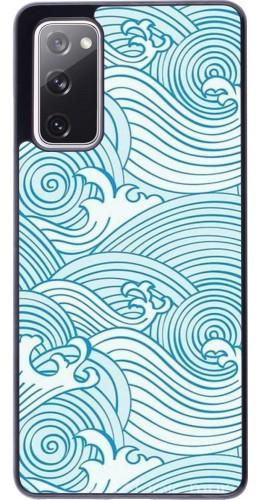 Coque Samsung Galaxy S20 FE - Ocean Waves