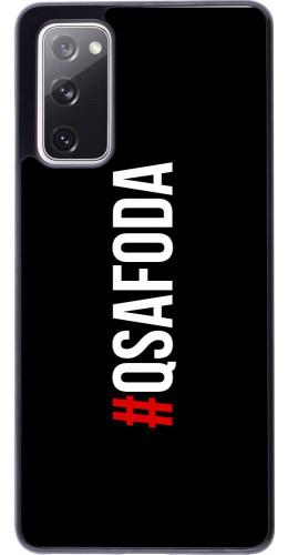 Coque Samsung Galaxy S20 FE - Qsafoda 1