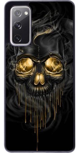 Coque Samsung Galaxy S20 FE - Skull 02