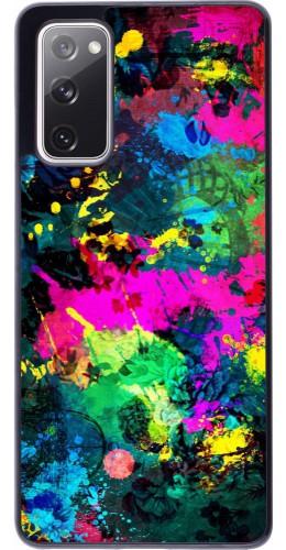 Coque Samsung Galaxy S20 FE - splash paint