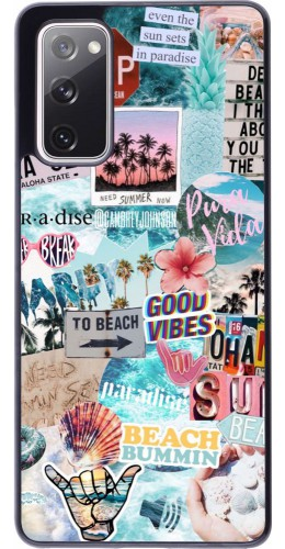 Coque Samsung Galaxy S20 FE - Summer 20 collage