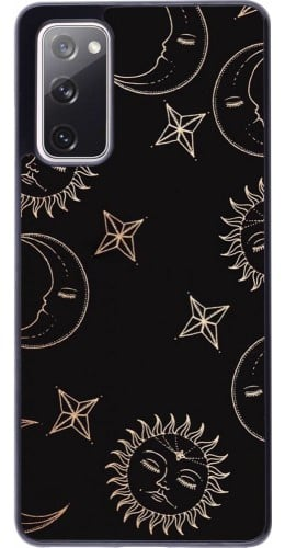 Coque Samsung Galaxy S20 FE - Suns and Moons
