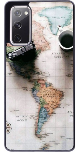 Coque Samsung Galaxy S20 FE - Travel 01