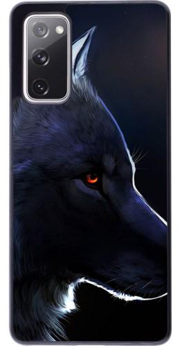 Coque Samsung Galaxy S20 FE - Wolf Shape