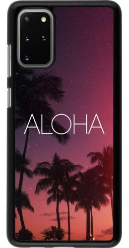 Coque Samsung Galaxy S20+ - Aloha Sunset Palms