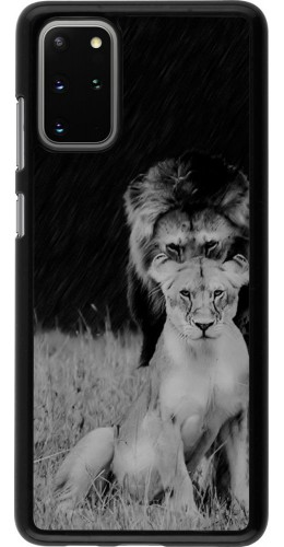 Coque Samsung Galaxy S20+ - Angry lions