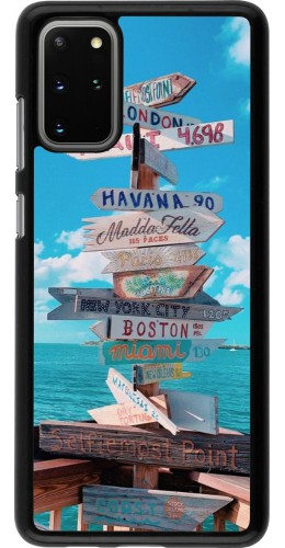 Coque Samsung Galaxy S20+ - Cool Cities Directions