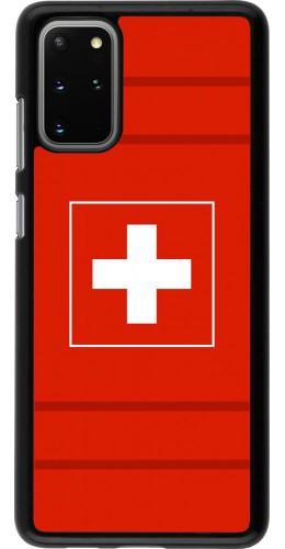Coque Samsung Galaxy S20+ - Euro 2020 Switzerland