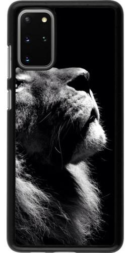 Coque Samsung Galaxy S20+ - Lion looking up
