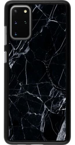 Coque Samsung Galaxy S20+ - Marble Black 01