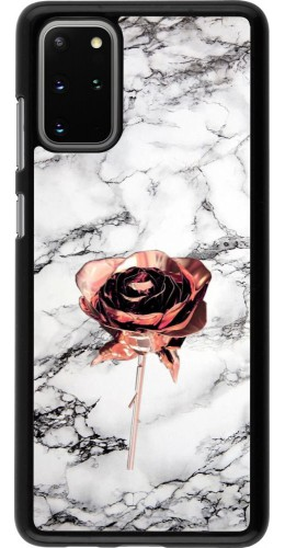 Coque Samsung Galaxy S20+ - Marble Rose Gold