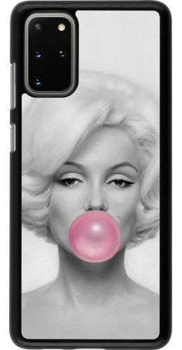 Coque Samsung Galaxy S20+ - Marilyn Bubble