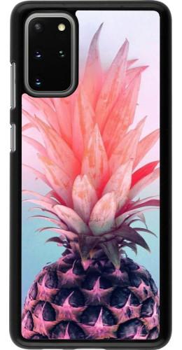 Coque Samsung Galaxy S20+ - Purple Pink Pineapple