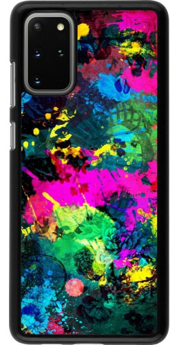 Coque Samsung Galaxy S20+ - splash paint