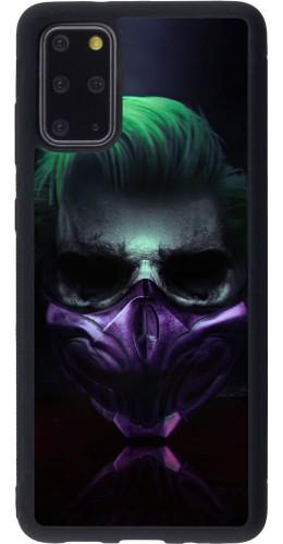 Coque Samsung Galaxy S20+ - Silicone rigide noir Halloween 20 21