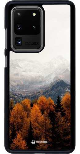 Coque Samsung Galaxy S20 Ultra - Autumn 21 Forest Mountain
