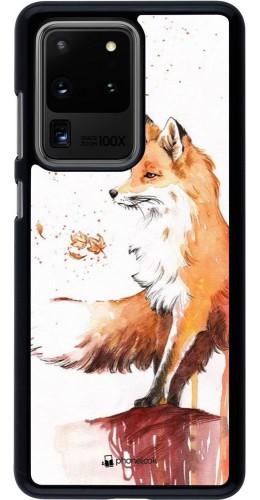 Coque Samsung Galaxy S20 Ultra - Autumn 21 Fox