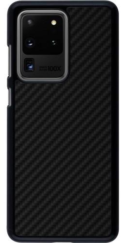 Coque Samsung Galaxy S20 Ultra - Carbon Basic