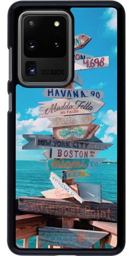 Coque Samsung Galaxy S20 Ultra - Cool Cities Directions