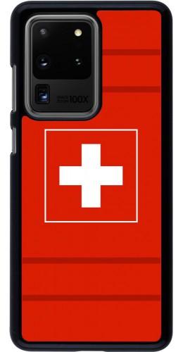 Coque Samsung Galaxy S20 Ultra - Euro 2020 Switzerland