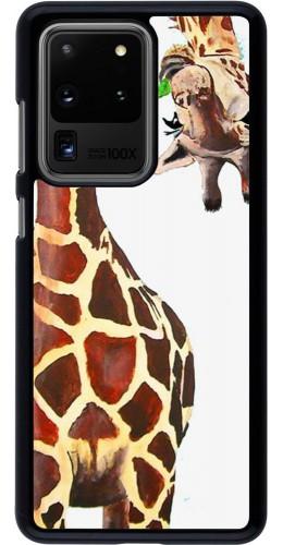 Coque Samsung Galaxy S20 Ultra - Giraffe Fit