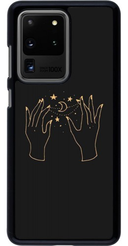 Coque Samsung Galaxy S20 Ultra - Grey magic hands