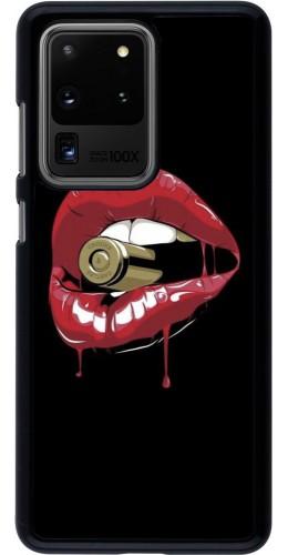 Coque Samsung Galaxy S20 Ultra - Lips bullet
