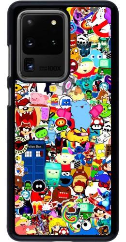 Coque Samsung Galaxy S20 Ultra - Mixed cartoons