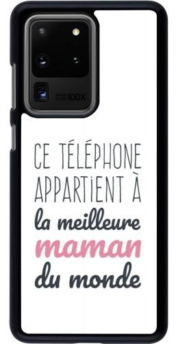 Coque Samsung Galaxy S20 Ultra - Mom 20 04