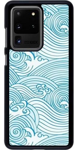 Coque Samsung Galaxy S20 Ultra - Ocean Waves