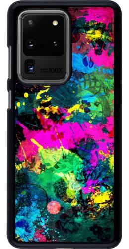 Coque Samsung Galaxy S20 Ultra - splash paint