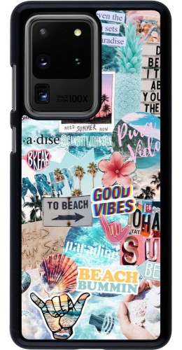 Coque Samsung Galaxy S20 Ultra - Summer 20 collage