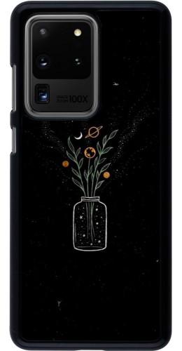 Coque Samsung Galaxy S20 Ultra - Vase black